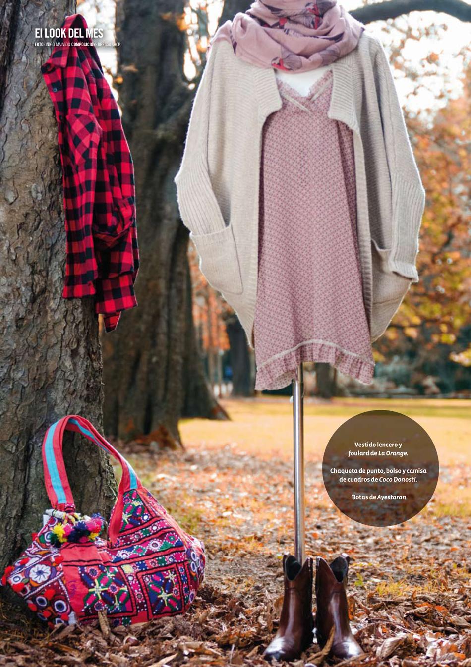 943 Magazine / Look de octubre