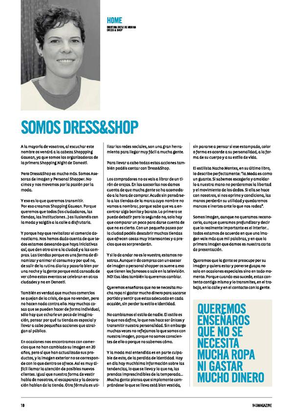 Entrevista en la revista 943